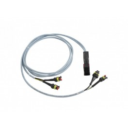 ERC connection cable with terminal plug